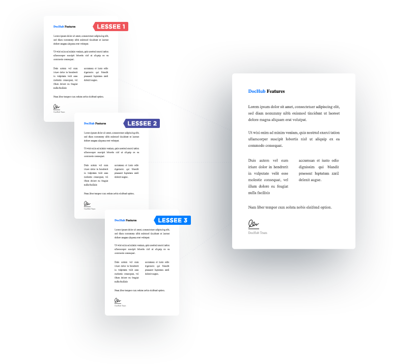 PDF Forms & Templates | DocHub